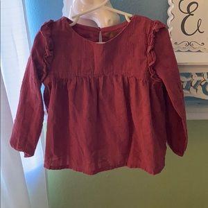 Oshkosh toddler blouse